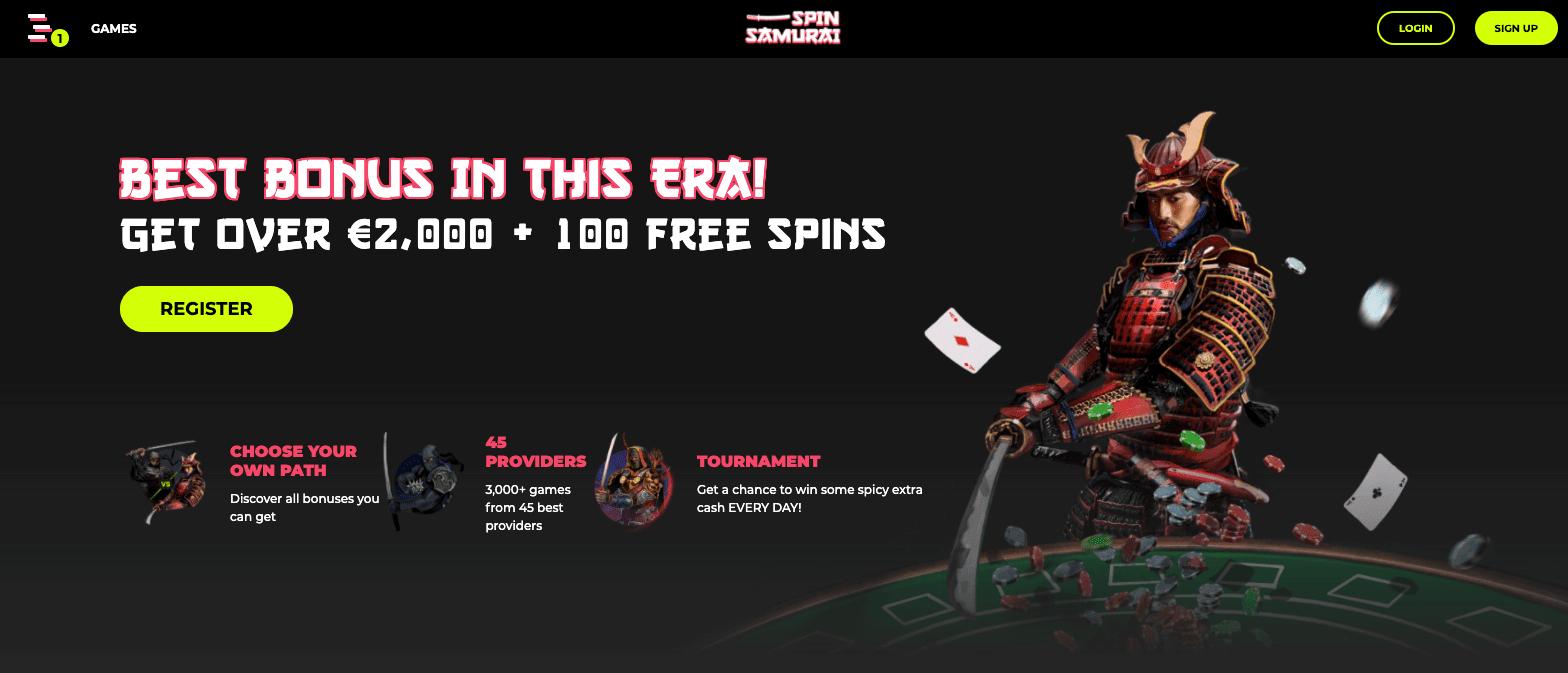 Spin Samurai