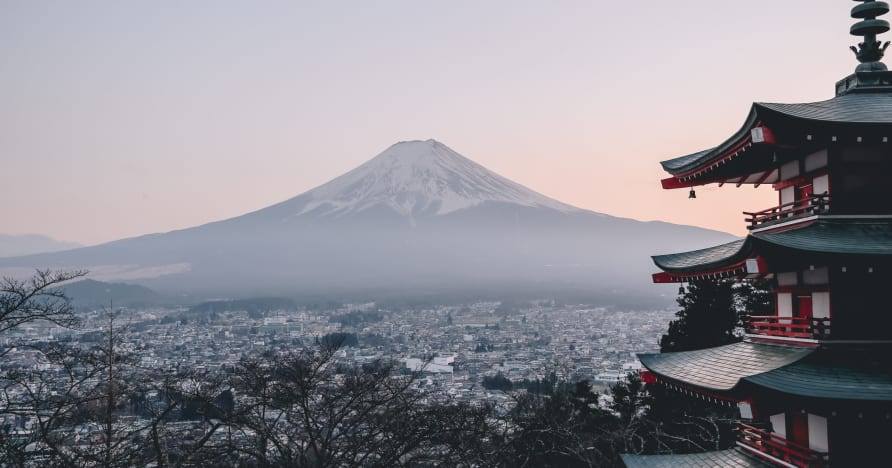 First crypto CFD in Japan