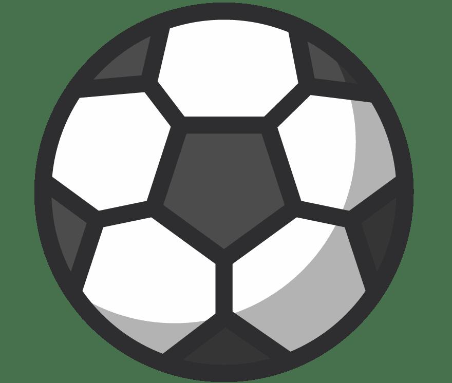 Los 31 mejores sitios de Casino de Apuestas de fútbol en línea en Chile
