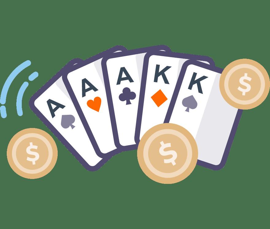 Los 103 mejores sitios de Casino de Póker en línea en Chile