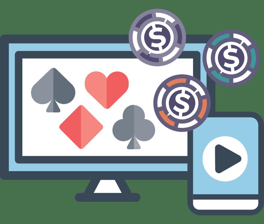Los 83 mejores sitios de Casino de Vídeo póker en línea en Chile