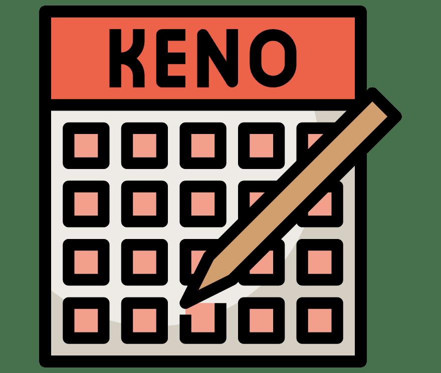 Los 36 mejores sitios de Casino de Keno en línea en Chile