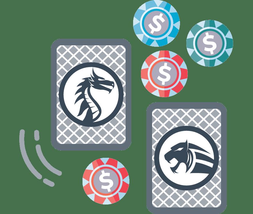 Los 45 mejores sitios de Casino de Dragón Tigre en línea en Chile